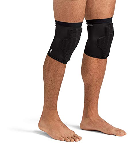 Under Armour Elbow / Knee / Shin Sleeve with Pads. Multipurpose Compression and HEX Padding for...
