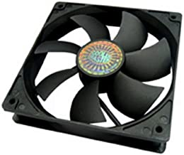 Cooler Master Sleeve Bearing 120mm Silent Fan for Computer Cases, CPU Coolers, and Radiators (Value 4-Pack)