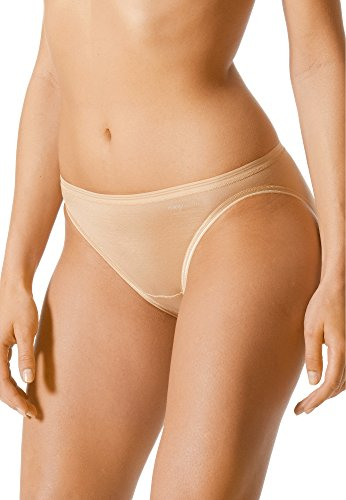 Mey Basics Serie Lights Damen Mini-Slips Beige 38