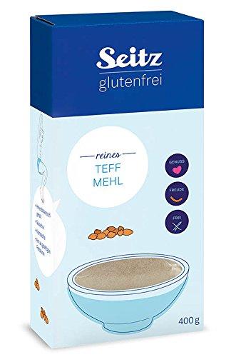 Seitz glutenfrei - Teff Mehl 400g
