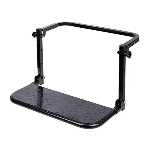 GAOXUQIANG Protable Folding SUV MPV Auto Treppen Reifenmontage Schritte Leiter Für Fahrzeug Dachgepäckträger Fahrrad Gepäck Auto Reise