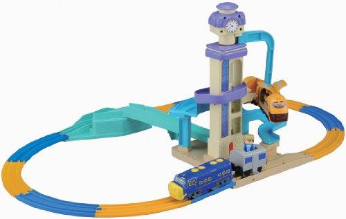 Plarail Chuggington - Let's Ride! Lively Clock Tower (Model Train)