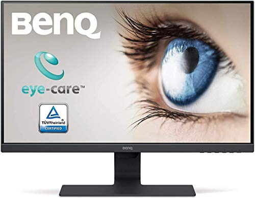 "Monitor LED BenQ 21.5"" Full HD 1080p ( GW2283 ) Eye-Care, Panel IPS, Tecnologías Brightness Intelligence y Flicker-free, Bisel Ultra Delgado, Sistema de Organización de Cables, HDMI x 2"