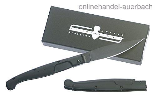 EXTREMA RATIO RESOLZA BLACK Taschenmesser Klappmesser Messer