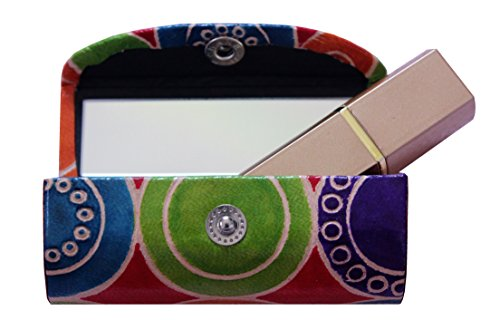 The StoreKing Rakhi Gifts - Estuche piel barras labios