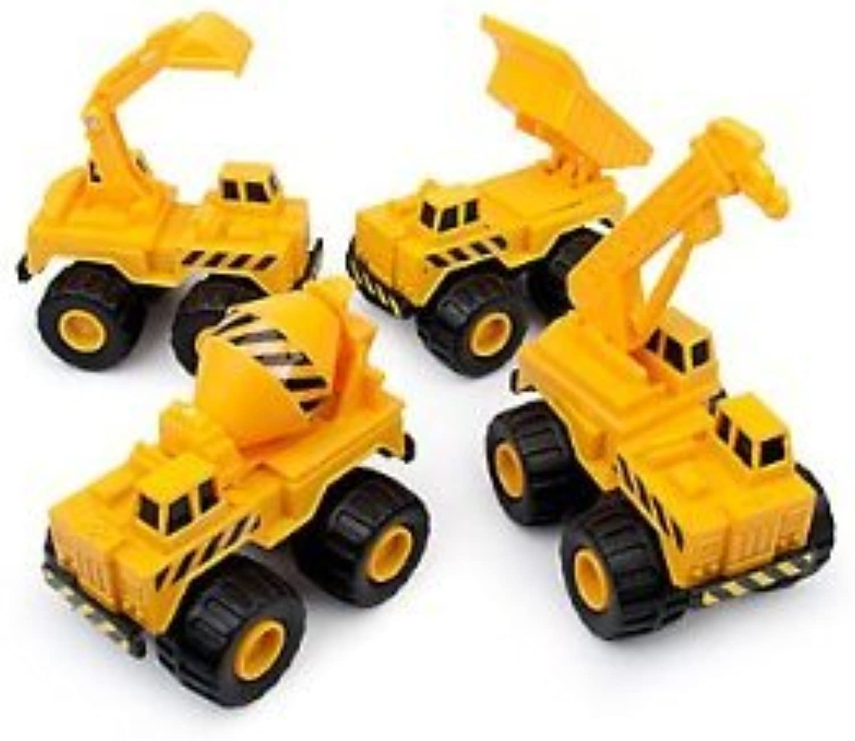 Toysmith Construction Vehicles by Toysmith