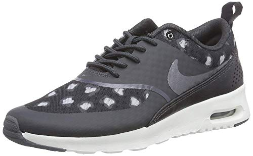 Nike Women's Wmns Air Max Thea Print Running Shoes Multi-coloured Size: 6 UK