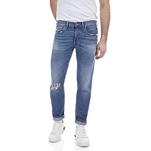 Replay WILLBI Jeans, Herren, Blau 29/30 EU