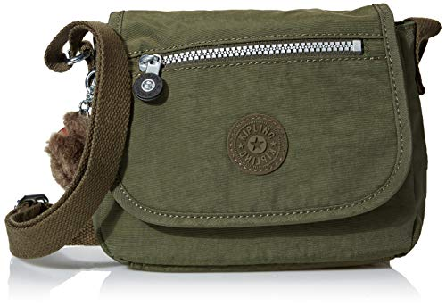 Kipling Women's Sabian Crossbody Minibag Bag, Jaded Green Rm, One Size