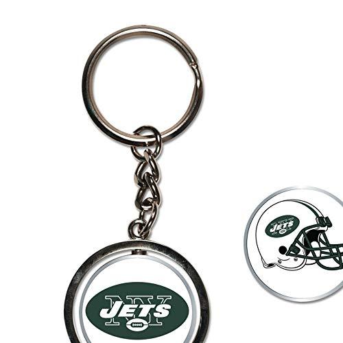 Wincraft NFL New York Jets Spinner Schlüsselanhänger