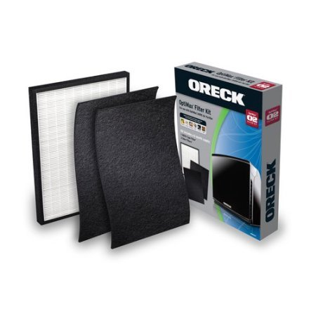 Oreck OptiMax Medium Room Air Purifier Filter Kit (For Use with AIR95)