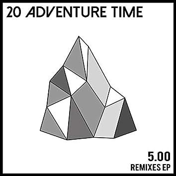 5.00 Remixes EP