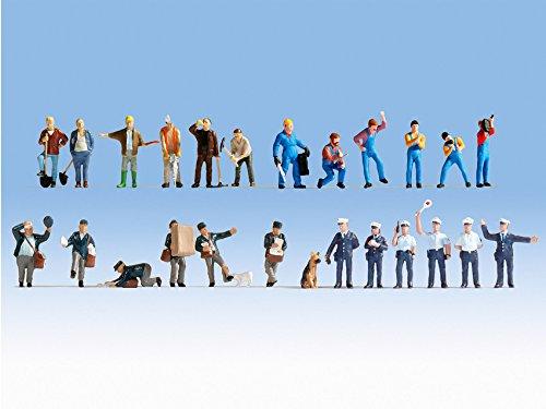 "Noch Figuren-XL-Set ""Bei der Arbeit"", 24 Figuren"