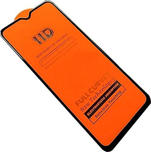WOZTI 11D Screen Protector Ultra HD Edge to Edge 9H Hardness Tempered Glass For Xiaomi Redmi 9 / 9A / 9I (Black) Screen Guard