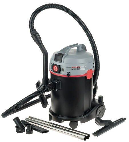 Hegner Trockensauger Waterking 30 (Leistungsaufnahme 1300 W, Steckdose für Werkzeuge, inkl. Bodendüsen usw.) 6405200