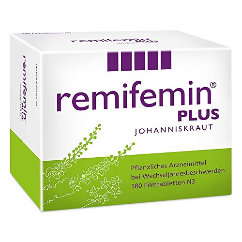 Remifemin plus Johanniskraut Filmtabletten, 180 St