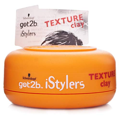 6 x Got2B iStylers Texture Clay 75ml by istylers