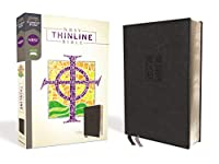 Holy Bible: New Revised Standard Version, Black, Leathersoft, Thinline