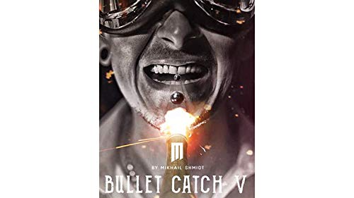 THE LORD OF THE MAGIC Bullet Catch V by Mikhail Shmidt - Trick , Truco de Magia