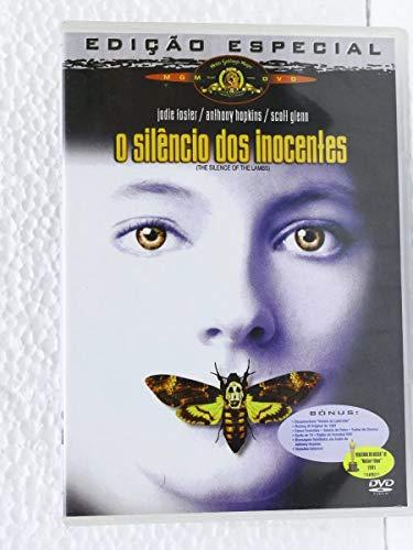 Dvd - O Silêncio dos Inocentes