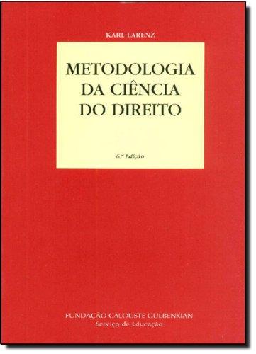 Metodologia da Ciência do Direito