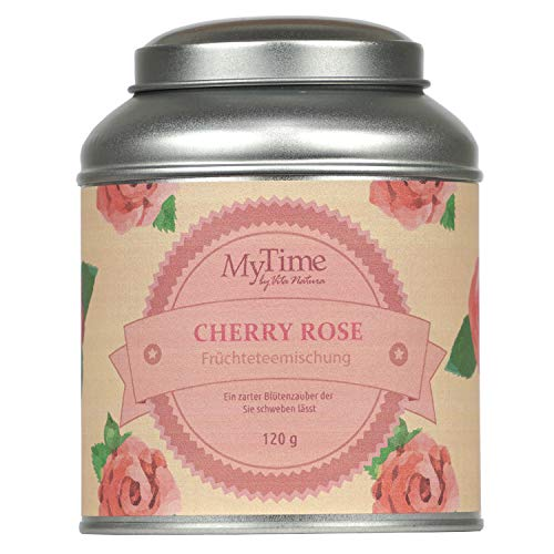 My Time Cherry Rose Früchtetee, 1er Pack (1 x 120 g)