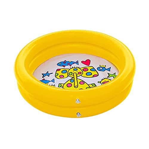 Aoten Piscina hinchable para niños, portátil, plegable, para el hogar, al aire libre