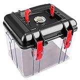 ドライボックス 防湿庫 カメラ保管 エレクトロニクス 容量10L (10L)