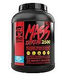 Mutant Mass XXXtreme Prise de masse Poudre de protéine de lactosérum, Gain de volume et force musculaire avec calories propres haute densité- Cookie et Creme