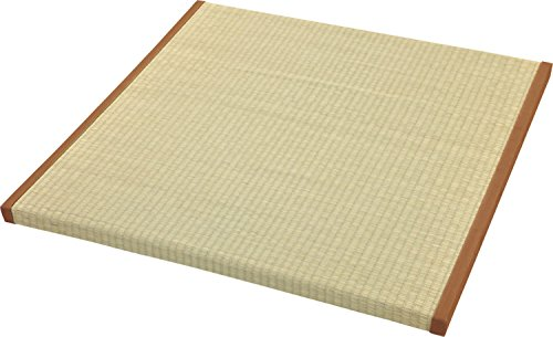 大島屋 ユニット畳 楽らく い草 ふんわり フロアー畳 極厚 約41×82×3cm