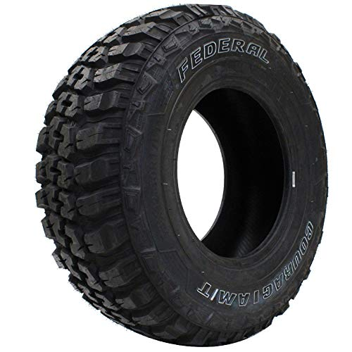 Federal Couragia M/T Mud-Terrain Radial Tire - LT285/70R17 121/118Q