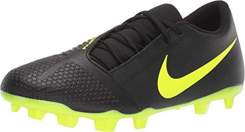 Nike Phantom Venom Club FG Mens Football Boots AO0577 Soccer Cleats (UK 9 US 10 EU 44, Black Volt 007)