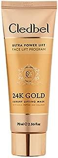 [Cledbel] Ultra Power Lift 24K Gold Luxury Lifing Mask