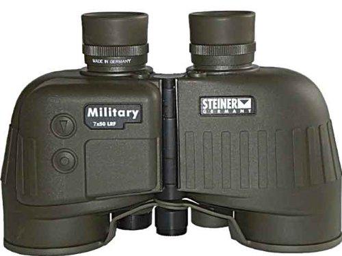 Steiner Military LRF - Prismáticos (7 x 50 mm)