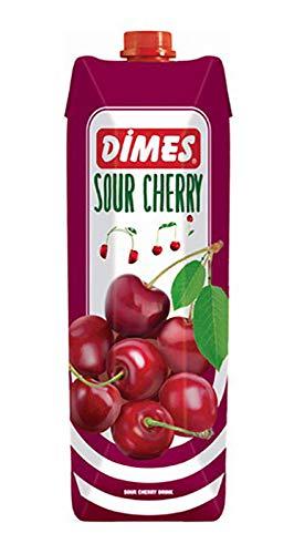 Dimes Jugo de Fruta 12 x 1L Cereza agria