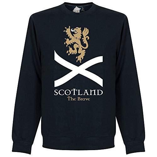 Preisvergleich Produktbild Retake Schottland The Brave Sweatshirt - Navy - XXL