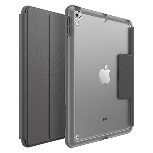 OtterBox UnlimitED Folio for Apple iPad 9.7 Inch (5th/6th Gen) - Clear/Grey - Non-Retail Packaging