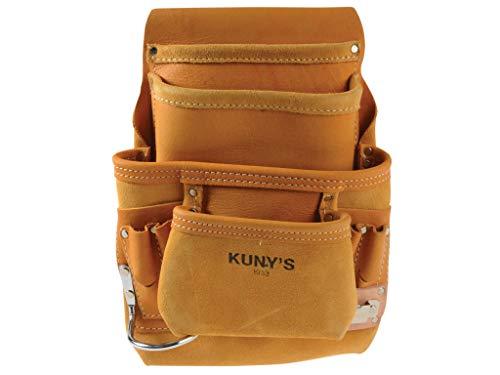 Kuny's API933 AP-i933 Carpenter's Nail & Tool Bag 10 Pocket