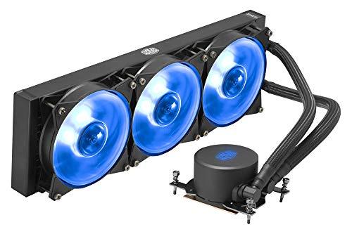 Cooler Master MasterLiquid ML360 RGB TR4 Edition refrigeración agua y freón Procesador