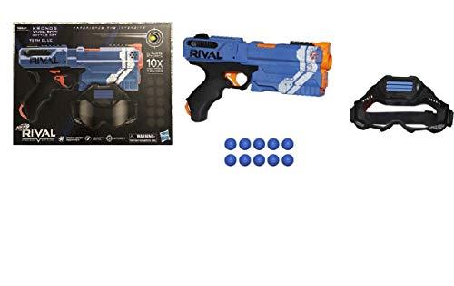 NERF Rival Kronos XVIII-500 Battle Set (Blue)