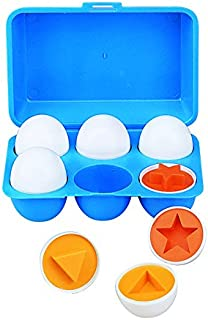 Small World Toys Preschool - Egg Shape Sorter