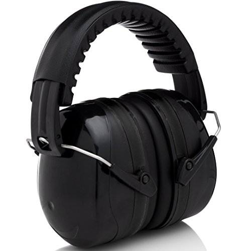 Focus in Silence. Safety Ear Muffs provide the best industrial & shooting ear protection. Lightweight for best hearing protection. Shooting muffs Fits Large Adults to Kids. Best Safety ear muff!