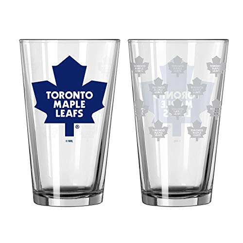 Boelter Toronto Maple Leafs Gameday NHL Pint Glas (470 ml)