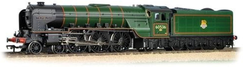 Bachmann 31-531 Class A2 60536 'Trimbush' BR Lined Green Early Emblem by Bachmann