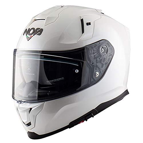 NOS Helmets Casco NS-10 M blanco