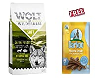 Semi-moist food for adult dogs Economy Pack: 2 x 12kg softer kibble with 18% moisture content 100% grain-free, with wholesome sweet potato With fresh lamb meat - tasty and well accepted Made with lots of fresh meat (41%) and is well accepted Enriched...