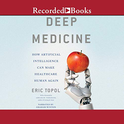 Deep Medicine audiobook cover art