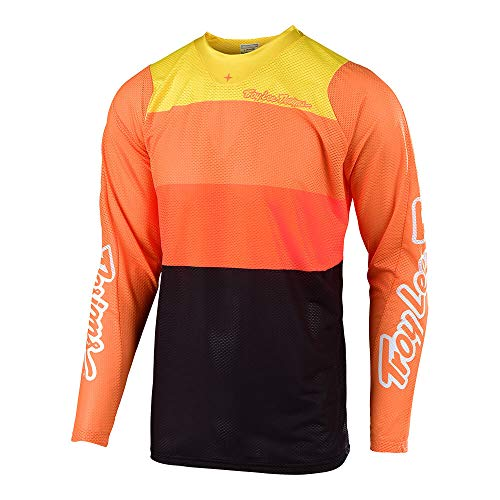 Troy Lee Designs Jersey SE Air Orange Gr. XL