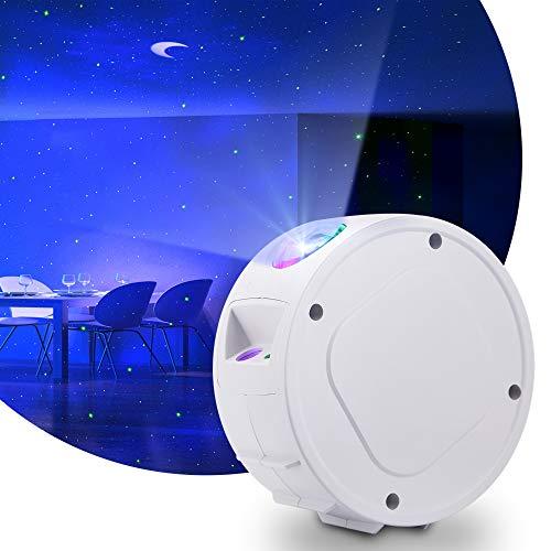 SEATANK Star Lights Projector Lights - Ocean Wave Star Sky Night Light for Stage Kids Children Bedroom Wedding Christmas