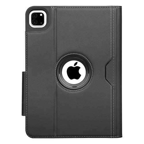 Targus VersaVu Classic Case Compatible with iPad Air (4th Gen) 10.9-inch and iPad Pro 11-inch (2nd and 1st Gen) - Black (THZ867GL)